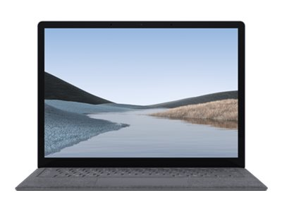 Microsoft Surface Laptop 3 - Core i5 1035G7 / 1.2 GHz - Windows 10 Home - 8 GB RAM - 128 GB SSD NVMe - 34.3 cm (13.5