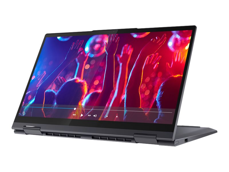 Lenovo Yoga 7 14ITL5 82BH - Flip-Design - Core i7 1165G7 / 2.8 GHz - Win 10 Home 64-Bit - 16 GB RAM - 1 TB SSD NVMe