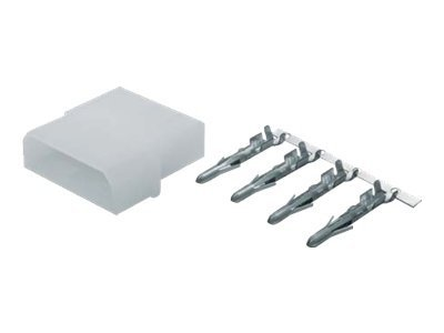 exertis Connect - Netzanschluss - interne Stromversorgung, 4-polig (M)