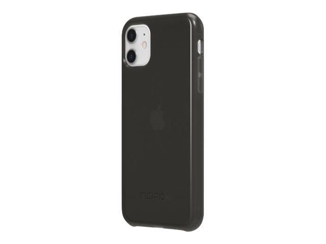 Incipio NGP PURE - Hintere Abdeckung für Mobiltelefon - Flex2O polymer - Schwarz - für Apple iPhone 11