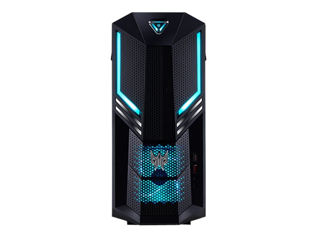 Predator Orion 3000 PO3-600 - Tower - 1 x Core i7 8700 / 3.2 GHz - RAM 16 GB - SSD 128 GB, HDD 1 TB - DVD-Writer
