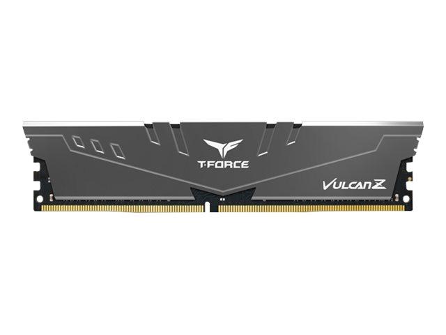 Team T-Force Vulcan Z - DDR4 - 16 GB: 2 x 8 GB - DIMM 288-PIN - 3600 MHz / PC4-28800 - CL18