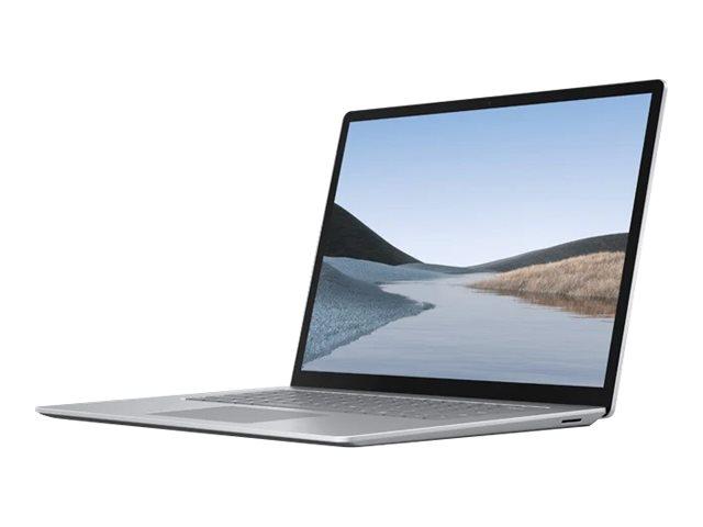 Microsoft Surface Laptop 3 - Ryzen 5 3580U / 2.1 GHz - Windows 10 Home - 8 GB RAM - 256 GB SSD NVMe - 38.1 cm (15