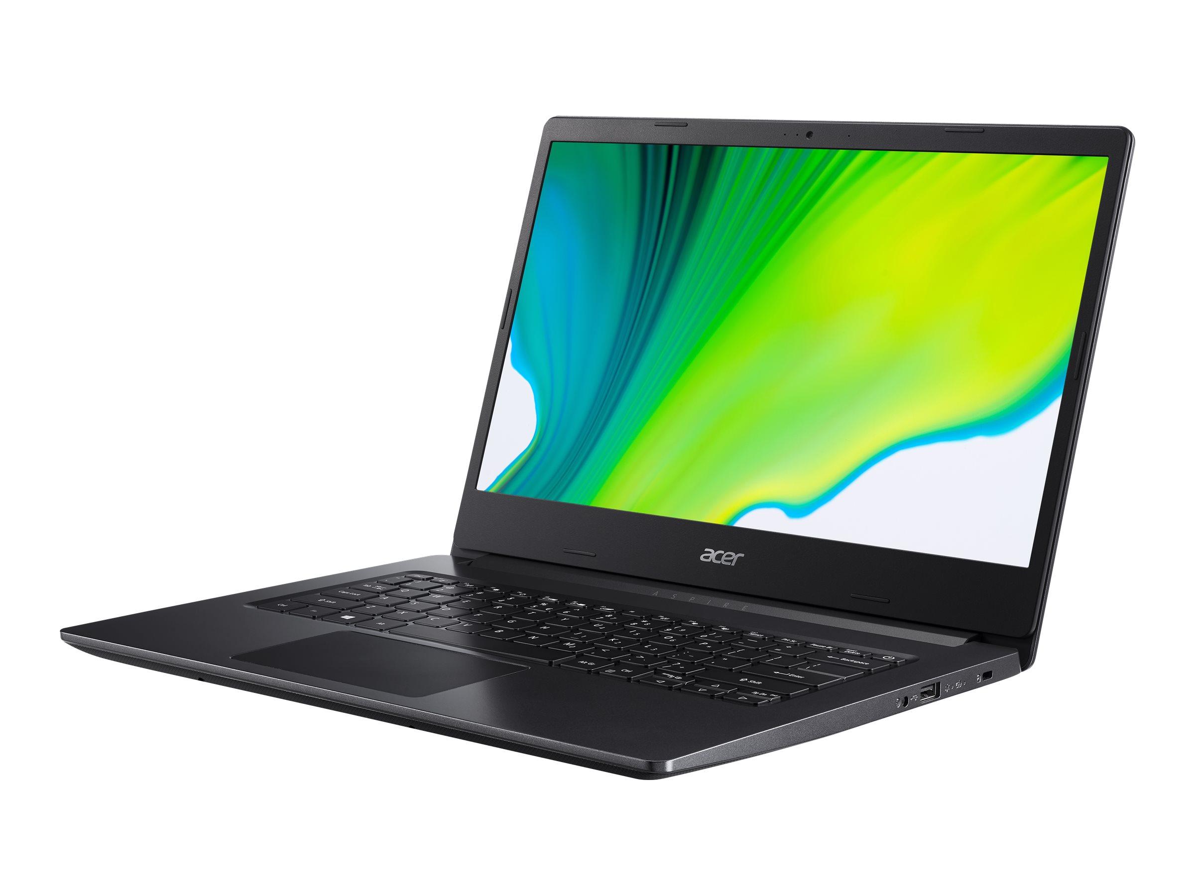 Acer Aspire 3 A314-22-R4SA - Ryzen 5 3500U / 2.1 GHz - Win 10 Home 64-Bit - 8 GB RAM - 512 GB SSD - 35.6 cm (14