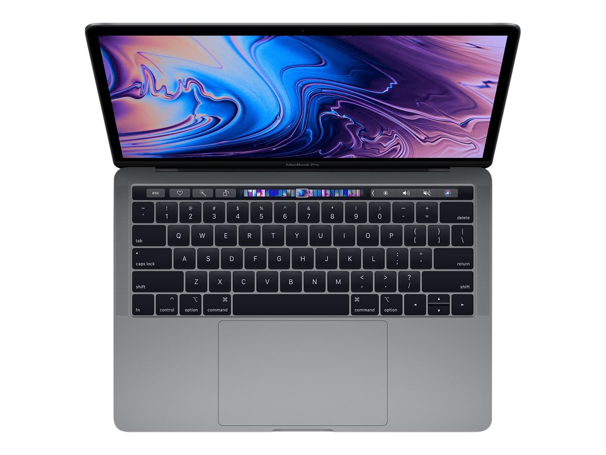 Apple MacBook Pro with Touch Bar - Core i5 2.4 GHz - Apple macOS Mojave 10.14 - 16 GB RAM - 256 GB SSD - 33.8 cm (13.3