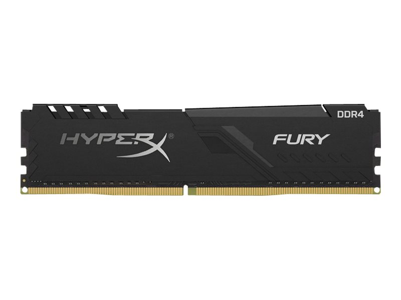 HyperX FURY - DDR4 - 8 GB - DIMM 288-PIN - 3733 MHz / PC4-29800 - CL19