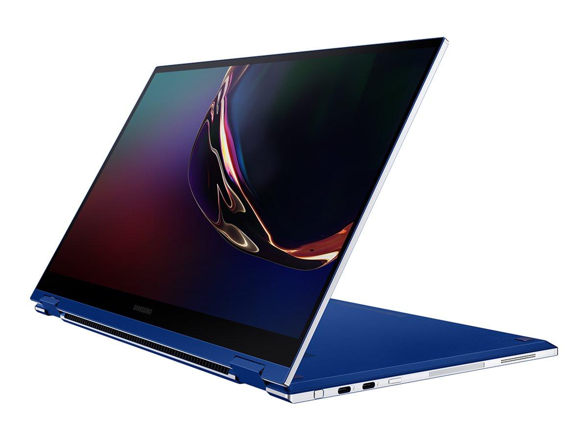 Samsung Galaxy Book Flex NP950QCGE - Flip-Design - Core i7 1065G7 / 1.3 GHz - Windows 10 Home - 16 GB RAM - 512 GB SSD NVMe