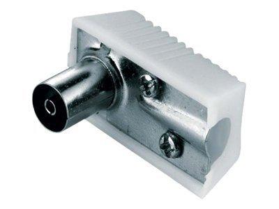 exertis Connect - RF-Koaxialanschluss - IEC-Anschluss (W)