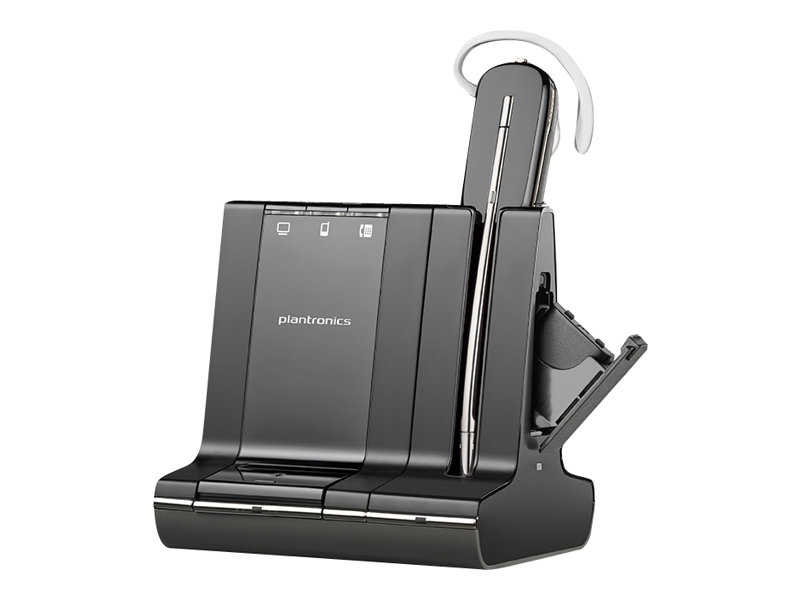 plantronics savi w745 a 700 series headset. Black Bedroom Furniture Sets. Home Design Ideas