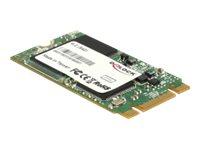 DeLOCK - Solid-State-Disk - 32 GB - intern - mSATA - SATA 6Gb/s