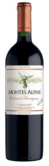 Montes Alpha Cabernet Sauvignon (0,375L) 2019