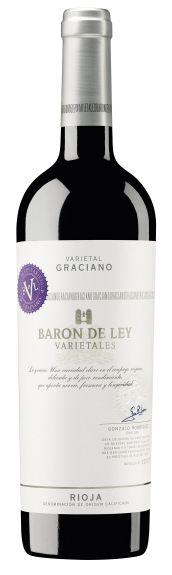 Baron de Ley Varietales Graciano 2017