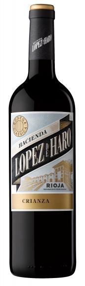 Bodega Classica Hacienda López de Haro Crianza DOCa 2017