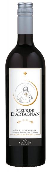 Plaimont Fleur de d`Artagnan Rouge Côtes de Gascogne IGP 2020