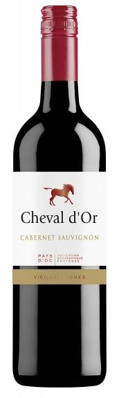 Foncalieu Le Cheval d´Or Cabernet Sauvignon 2019
