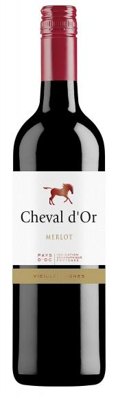 Foncalieu Le Cheval d´Or Merlot 2019