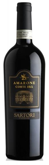 Sartori Amarone Corte Brà Classico Riserva DOCG 2013