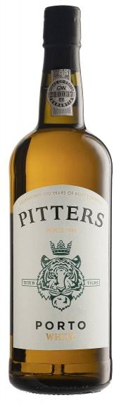 Pitters White Port NV