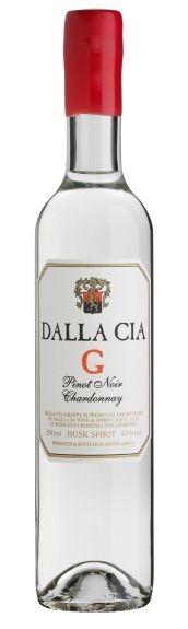Dalla Cia Husk Spirit Pinot Noir / Chardonnay (0,5 L)