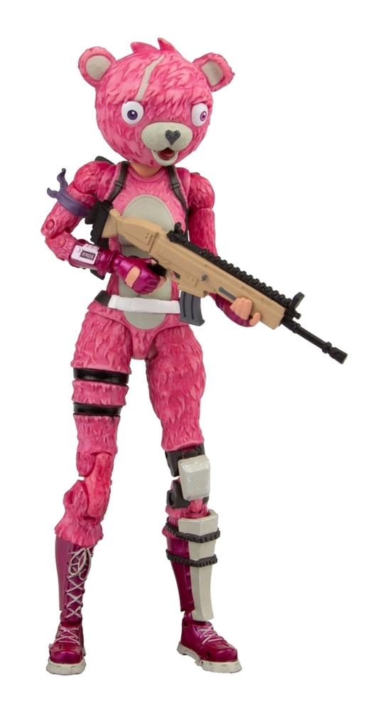 Fortnite Actionfigur Cuddle Team Leader 18cm