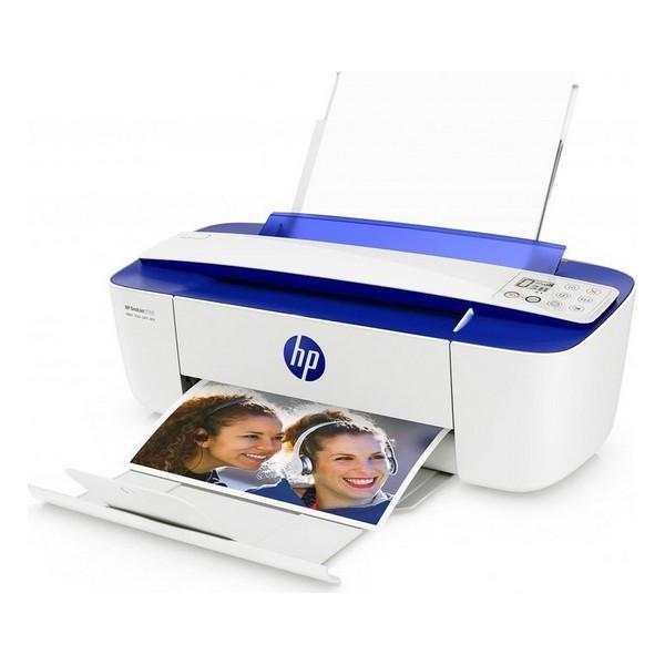 Multifunktionsdrucker HP DeskJet 3750 1200 px WiFi USB Weiß