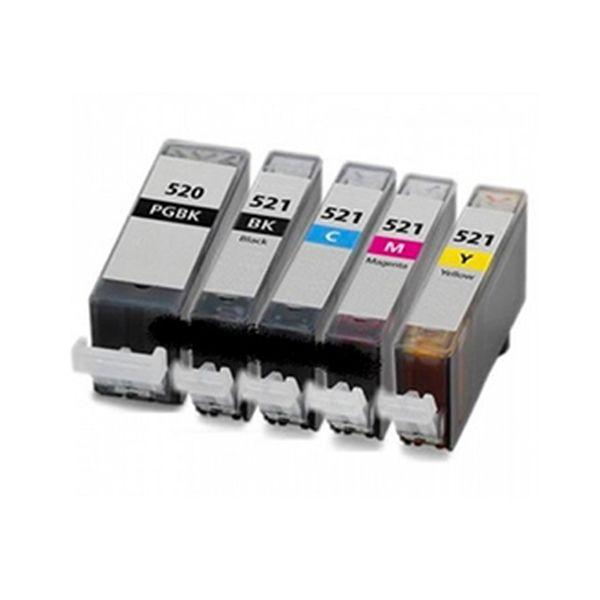 Kompatibel Tintenpatrone Inkoem CLI521