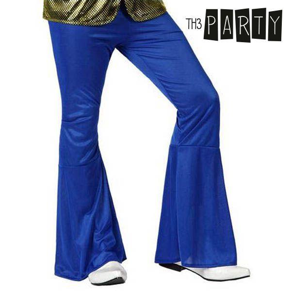 Hose für Erwachsene Disco Blau