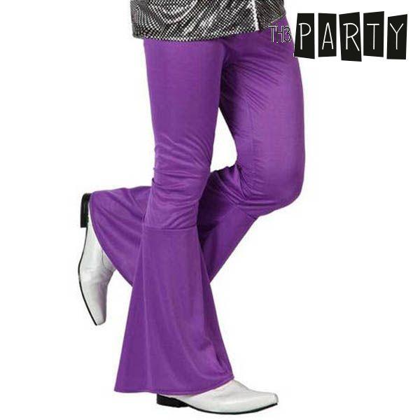 Hose für Erwachsene Disco Lila
