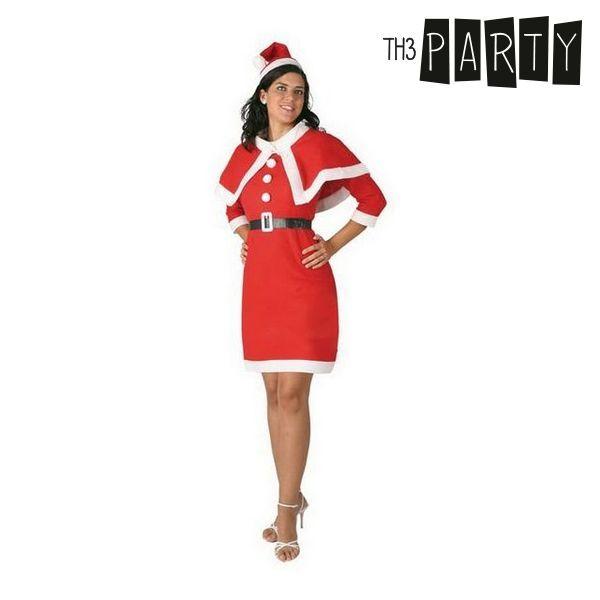 Verkleidung für Erwachsene Weihnachtsfrau Filz