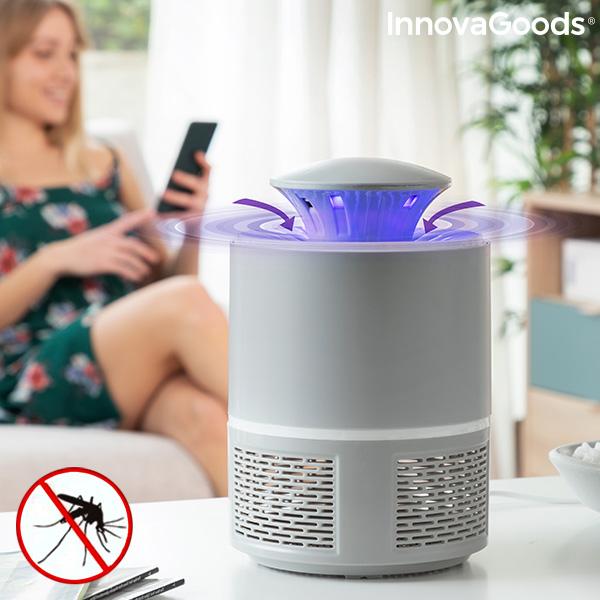 Anti-Mücken-Sauglampe Kl Twist InnovaGoods