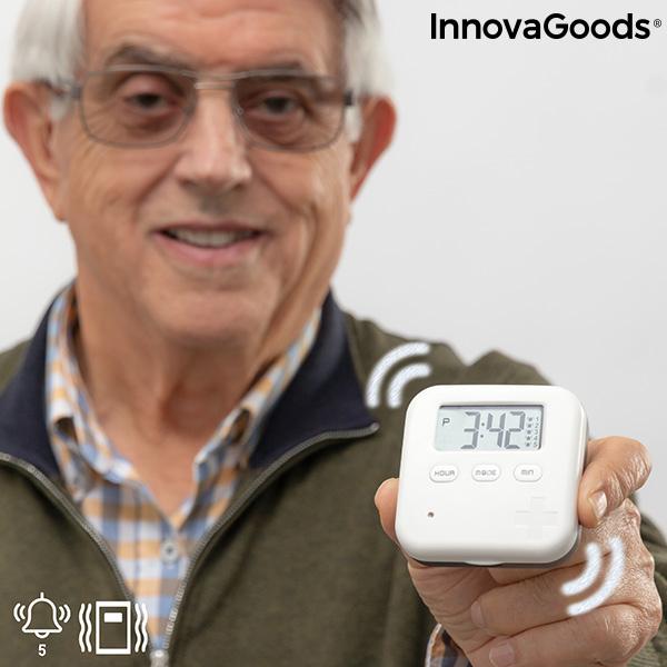 Elektronische intelligente Pillendose Pilly InnovaGoods