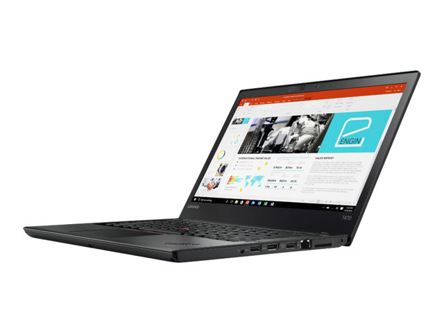 Robustes Notebook mit SSD - Lenovo ThinkPad T470 - 35.5 cm (14
