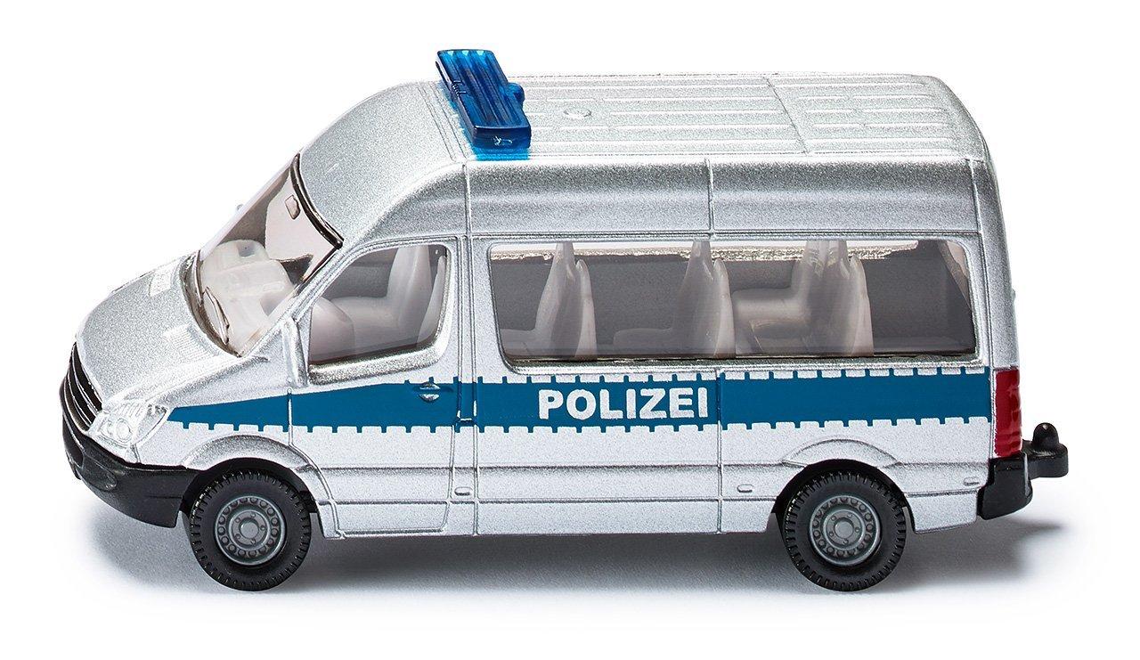 SIKU 0804 - Polizeibus
