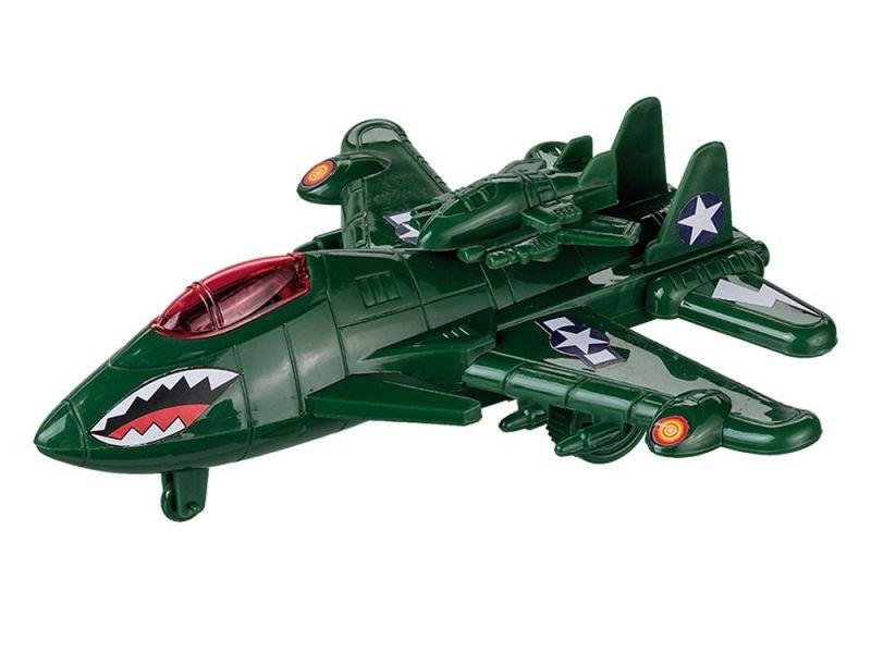 Pull Back Action Militär Flugzeuge (2 Motive)