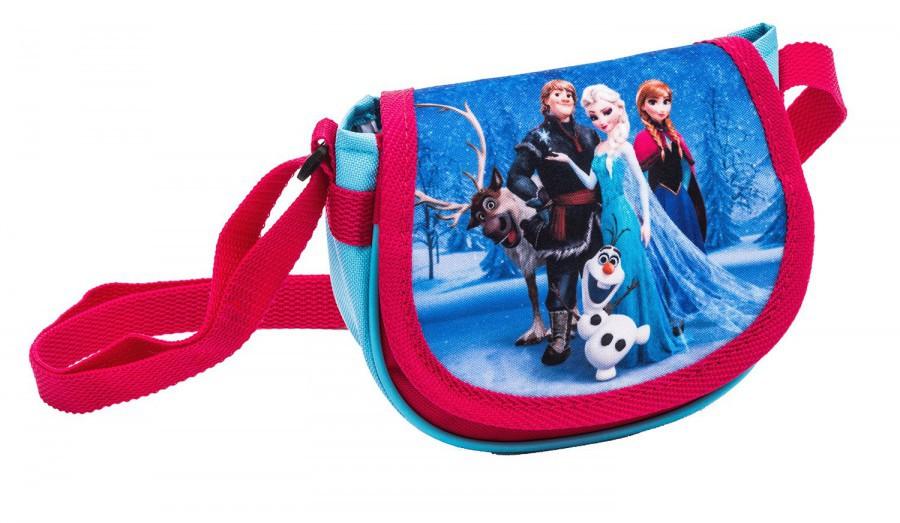 Frozen / Die Eiskönigin - kleine Umhängetasche / Schultertasche