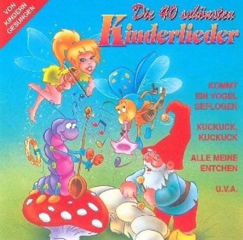 Die 40 schönsten Kinderlieder / CD