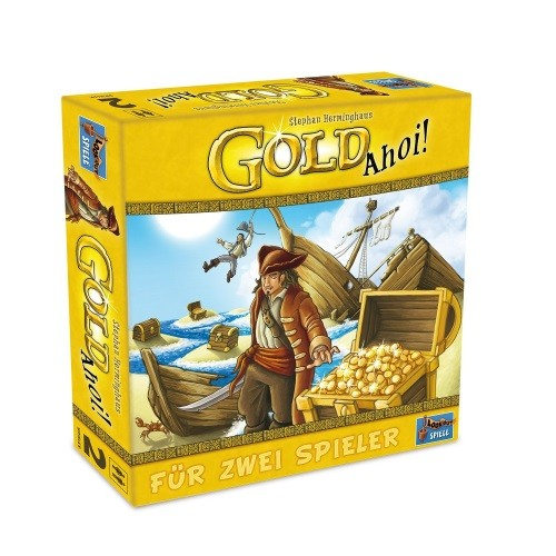 Lookout Games  - Gold Ahoi