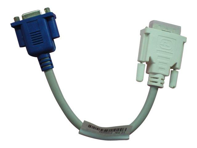 Lenovo DVI to VGA cable