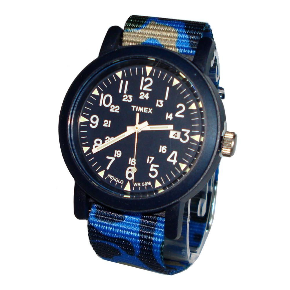 Timex Camper Blue ABT505 Herrenuhr
